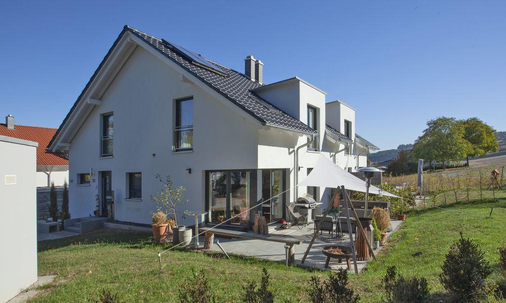 Doppelhaus Bad Mergentheim - Startseite