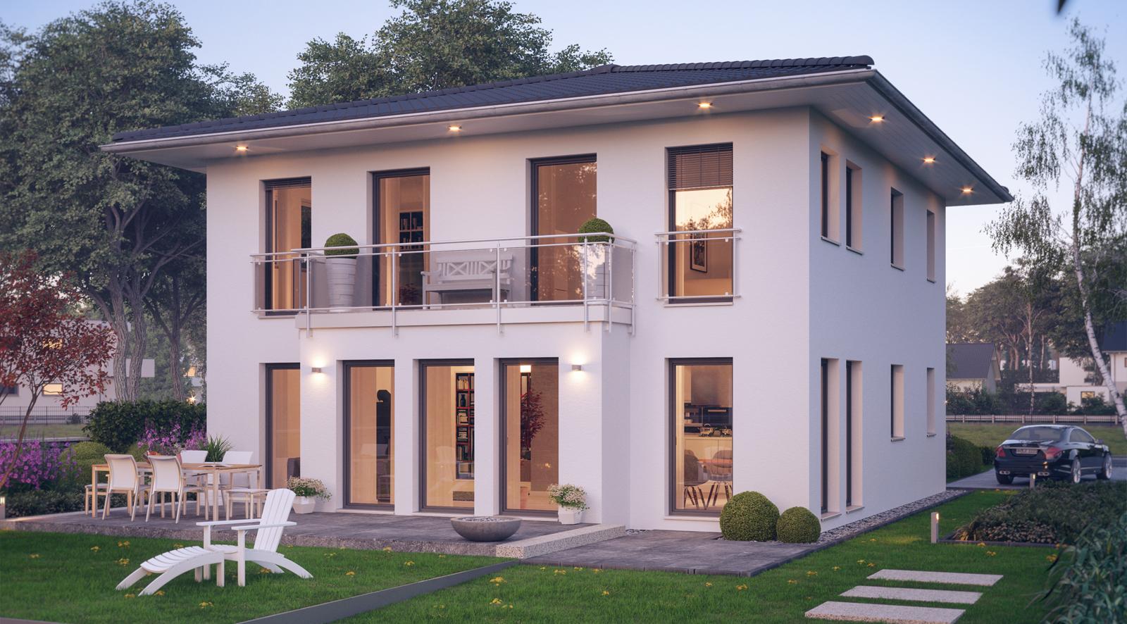 Lechner massivhaus